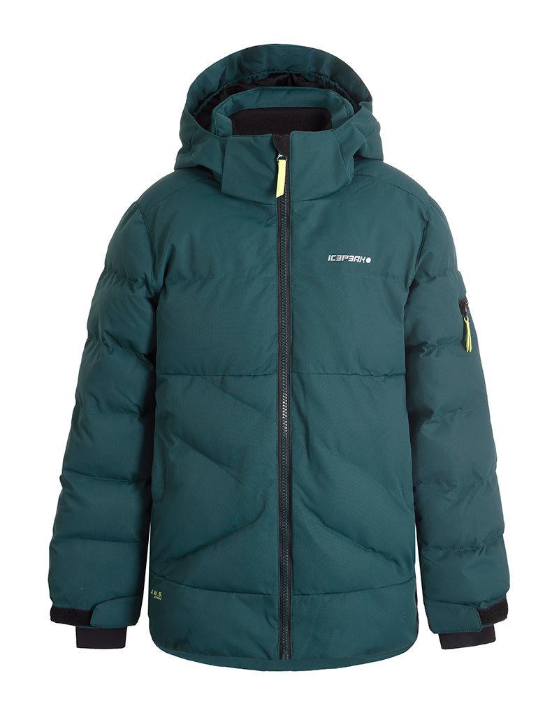 Icepeak Loudon Junior Ski Jas Antique Green