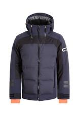 Icepeak Men's Ebro Ski Jacket Dark Blue