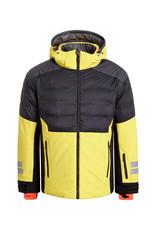 Icepeak Euless Heren Ski Jas Yellow