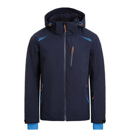 Icepeak Fillmore Heren Ski Jas Dark Blue