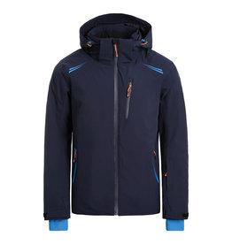 Icepeak Men's Fillmore Ski Jacket Dark Blue