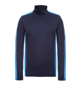 Icepeak Fleminton Heren Ski Pully Dark Blue