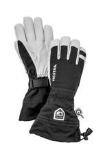 Hestra Army Leather Heli Ski Gloves Black