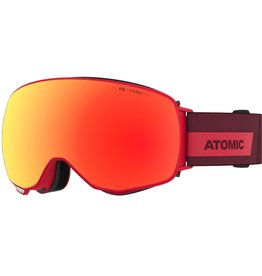 Atomic Revent Q Stereo Goggle Red