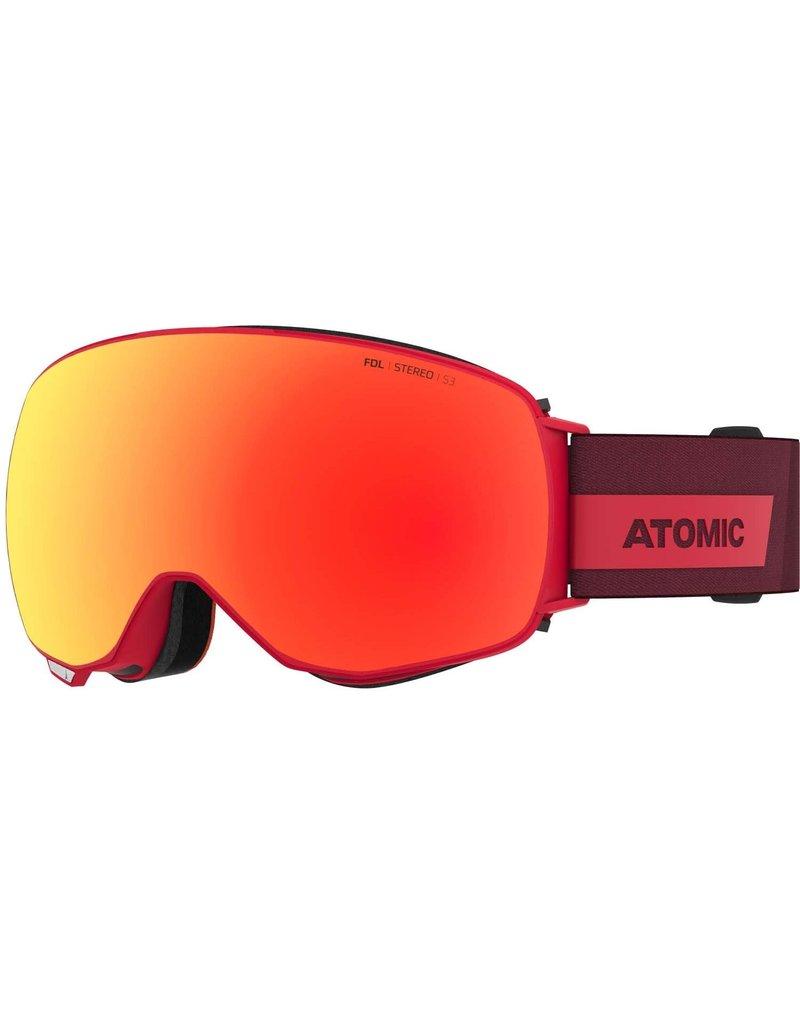 Atomic Revent Q Stereo Skibril Red