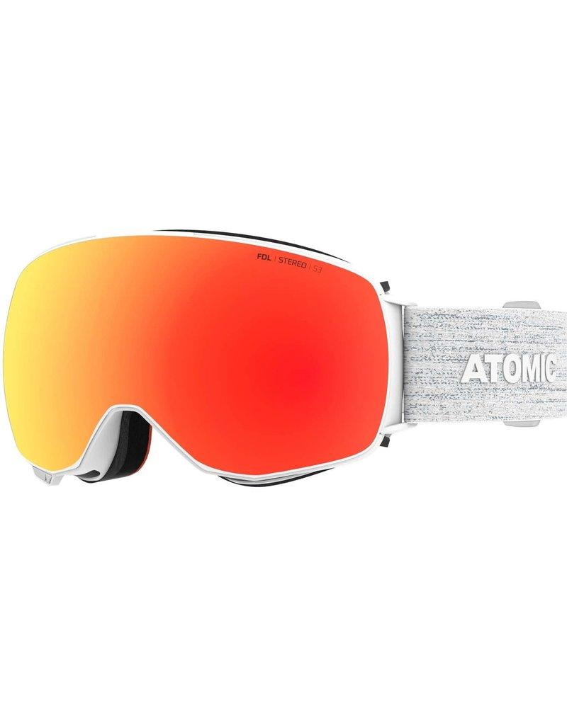 Atomic Revent Q Stereo Skibril White