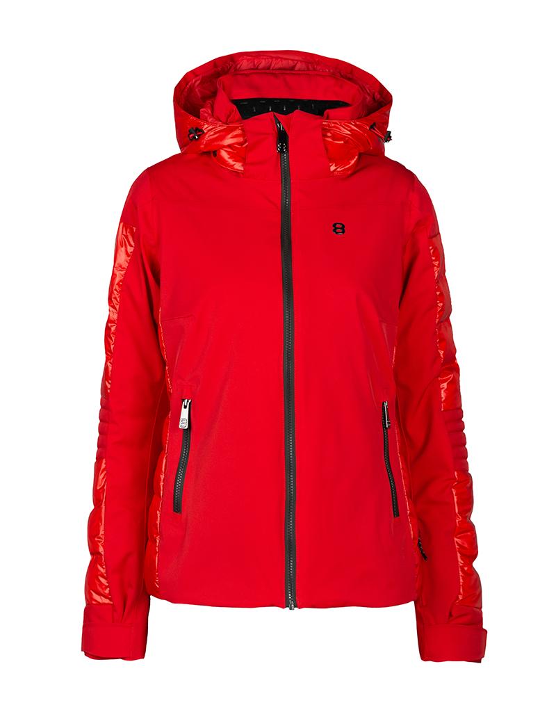 8848 Altitude Aliza Dames Ski Jas Red