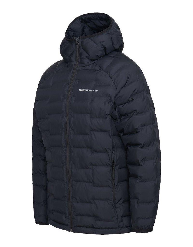 Peak Performance Men's Argon Hooded Jacket Black