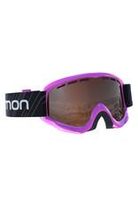 Salomon Juke Access Goggle Pink
