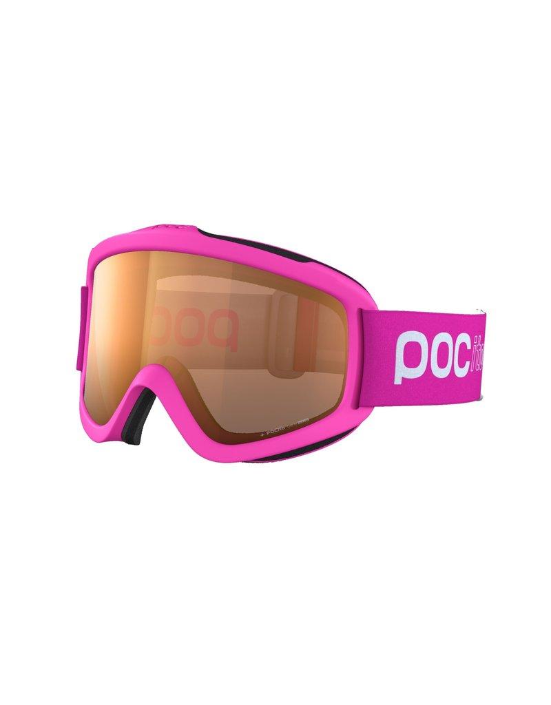 POC POCito Iris Goggle Fluorescent Pink
