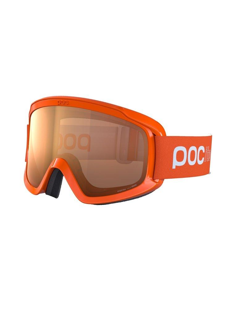 POC POCito Opsin Goggle Fluorescent Orange