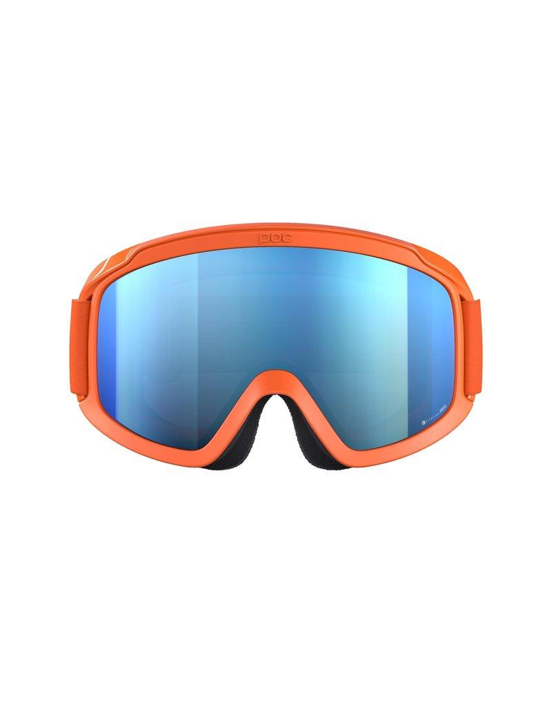 POC Opsin Clarity Comp Goggle Fluorescent Orange