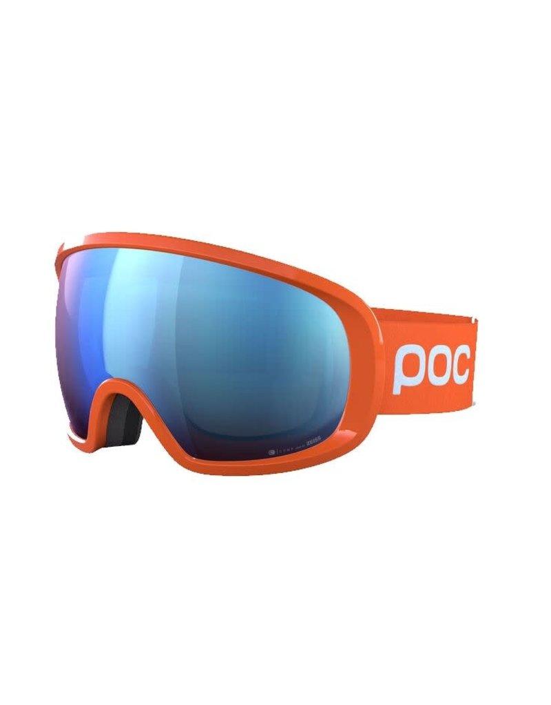 POC Fovea Clarity Comp+ Goggle Fluorescent Orange