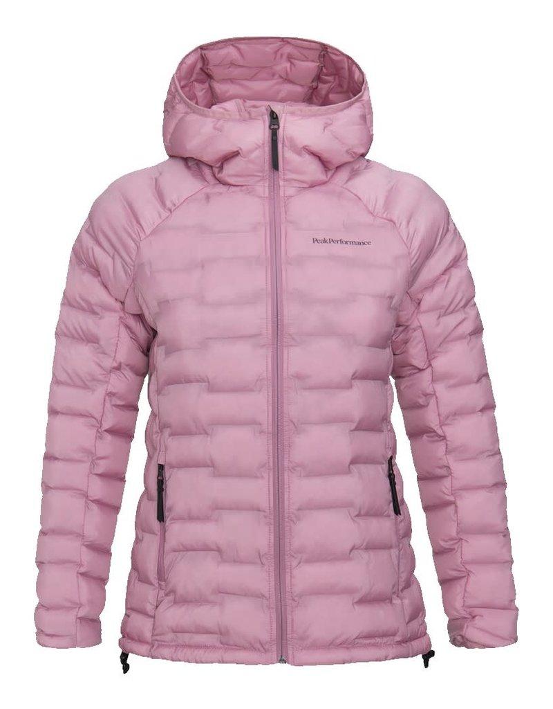 Peak Performance Women's Argon Light Ski Jacket Frosty Rose