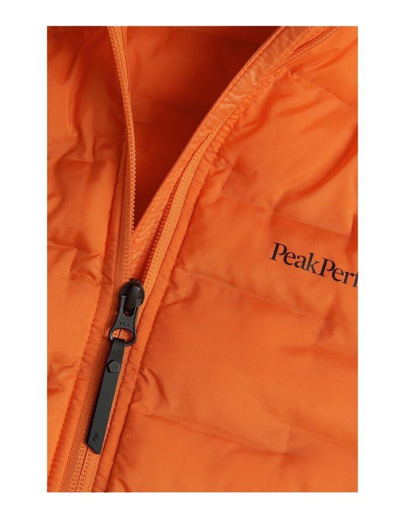 Peak Performance Men's Argon Light Ski Jacket Orange Altitude