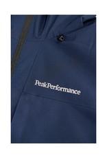 Peak Performance Men's Maroon Ski Jacket Blue Shadow