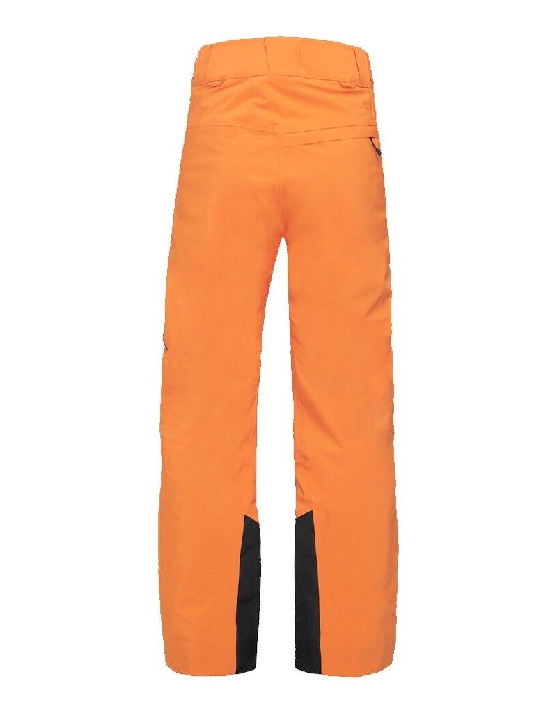 Peak Performance Men's Maroon Ski Pants Orange Altitude
