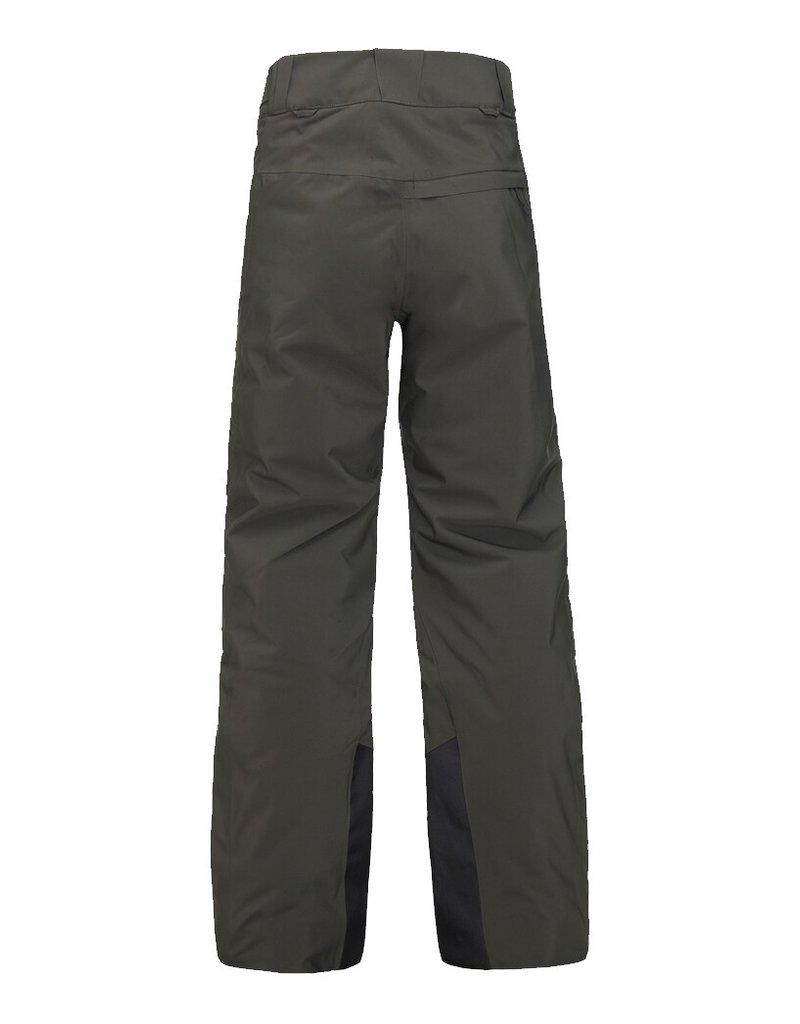 Peak Performance Men's Maroon Ski Pants Coniferous Green
