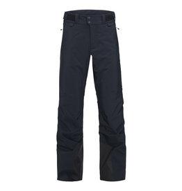 Peak Performance Men's Maroon Ski Pants Black