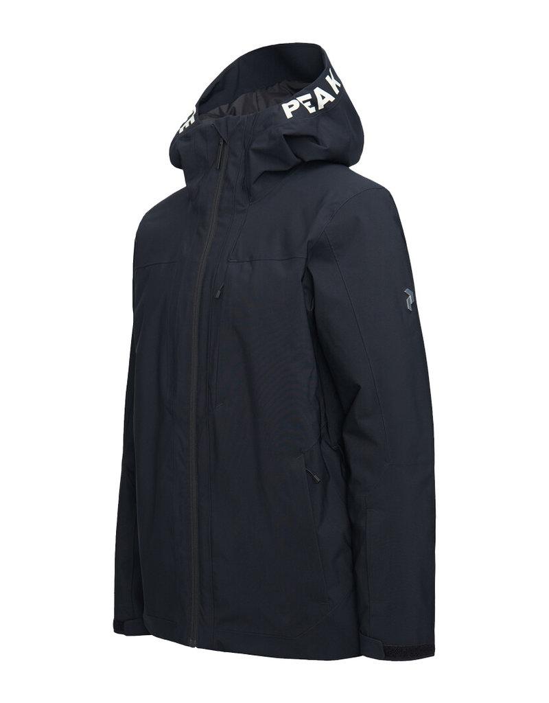 Peak Performance Men's Rider Ski Jacket Black