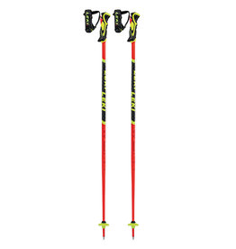 Leki WCR Lite SL 3D Fluorescent-Red/Black/Neon-Yellow
