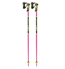 Leki WCR Lite SL 3D Neon-Pink/Black/Neon-Yellow