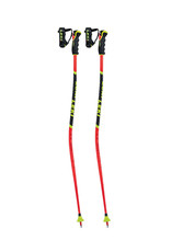 Leki WCR Lite GS 3D Fluorescent/ Red/ Black/Neon-Yellow