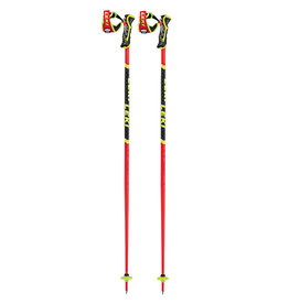 Leki WCR SL 3D Fluorescent-red/black/neon-yellow