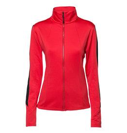 8848 Altitude Ellen Dames Ski Pully Sweat Red