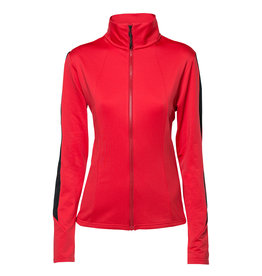 8848 Altitude Women's Ellen Ski Pully Sweat Red