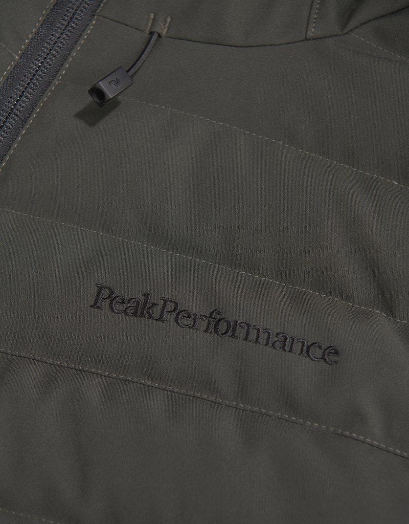 Peak Performance Men's Frost Ski Jacket Coniferous Green