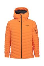 Peak Performance Men's Frost Ski Jacket Orange Altitude