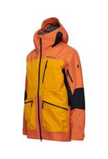 Peak Performance Men's Vertical Pro Ski Jacket Orange Altitude