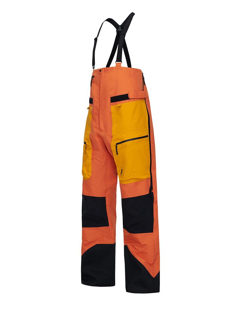 Peak Performance Men's Vertical Pro Ski Pants Orange Altitude