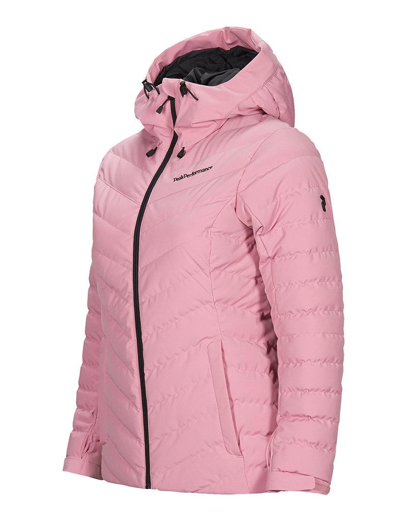 Peak Performance Women's Frost Ski Jacket Frosty Rose