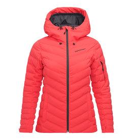 Peak Performance Women's Frost Ski Jacket Polar Red