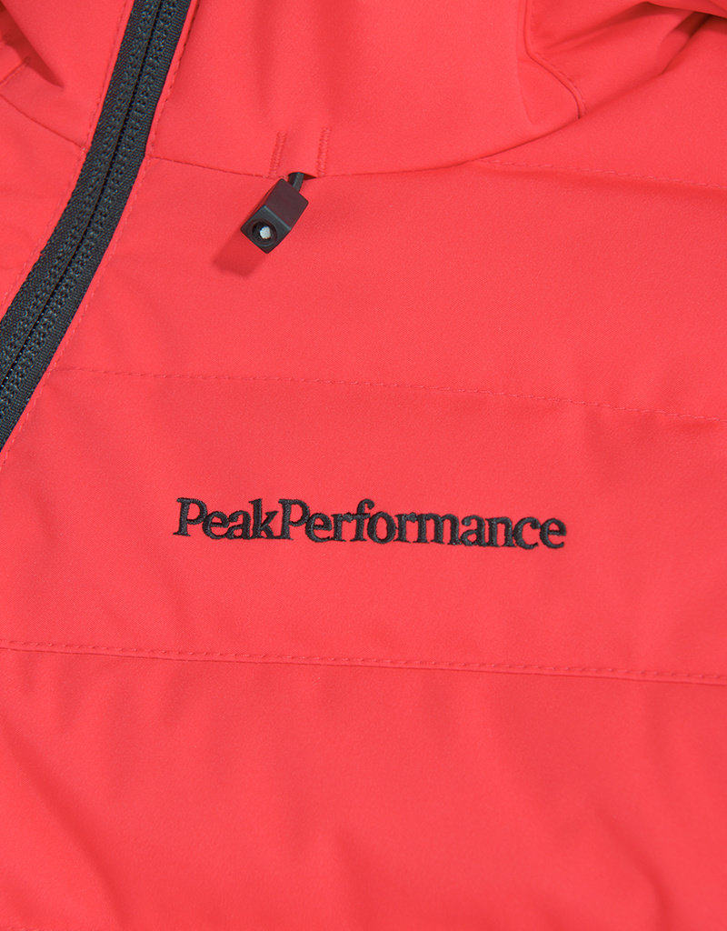 Peak Performance Frost Dames Ski Jas Polar Red