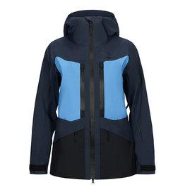 Peak Performance Women's Gravity Ski Jacket Blue Shadow