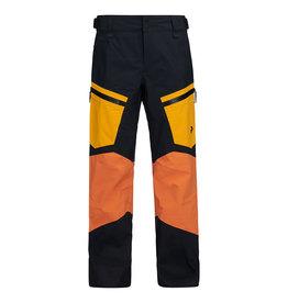 Peak Performance Men's Gravity Ski Pants Orange Altitude