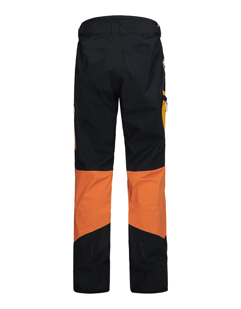 Peak Performance Gravity Heren Skibroek Orange Altitude