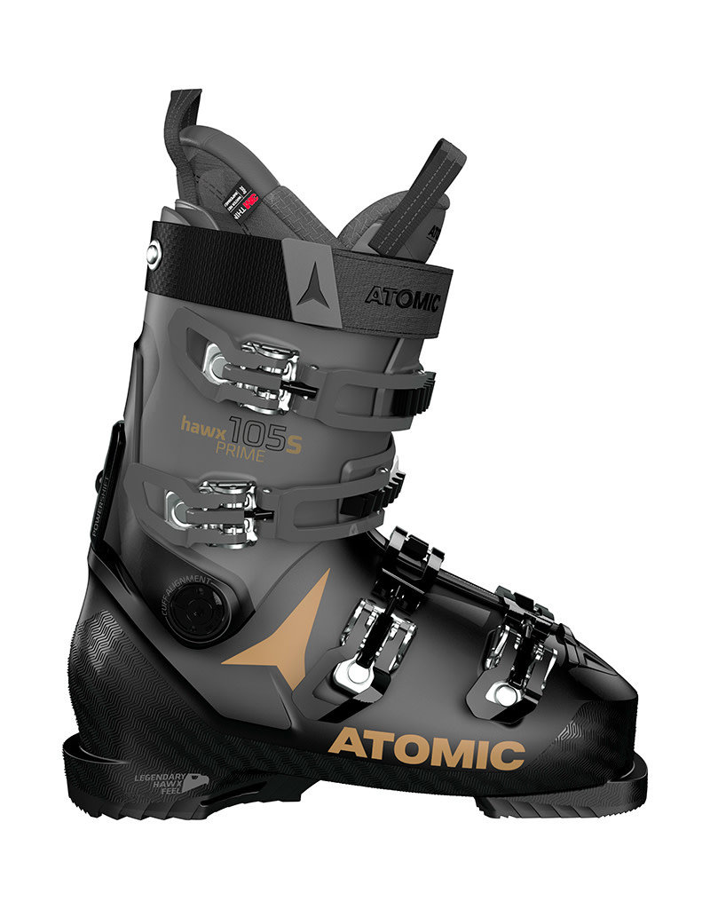 Atomic Hawx Prime 105 S W Black Anthracite Gold