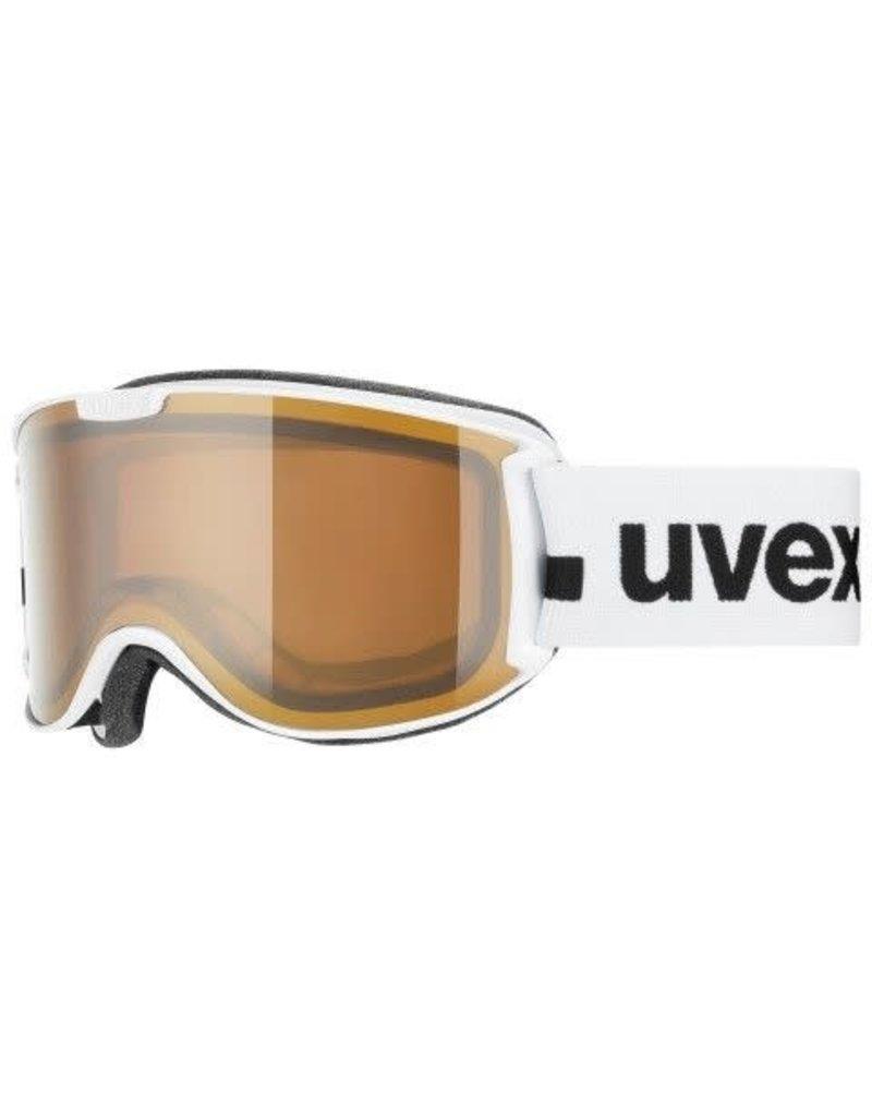 Uvex Skyper P S1 Skibril White-mat