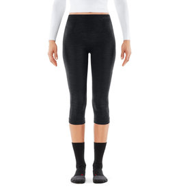 Falke Wool Tech 3/4 Tights Regular W Black