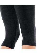 Falke Wool Tech 3/4 Tights Regular W Black
