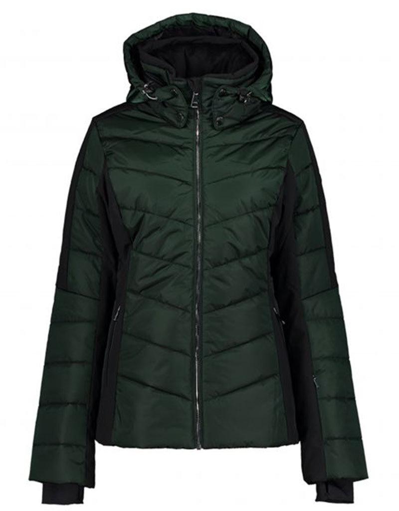 Luhta Women's Emas Ski Jacket Antique Green