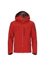 Elevenate Men's Bec de Rosses Ski Jacket  Red Glow