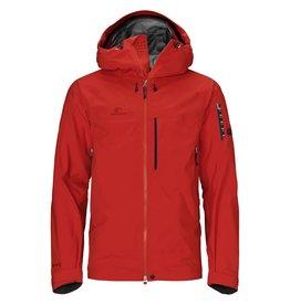 Elevenate Bec de Rosses Heren Ski Jas  Red Glow