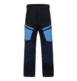 Peak Performance Men's Gravity 2L Ski Pants Blue Elevation