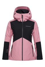 Peak Performance Women's Anima GTX  Ski Jacket Frosty Rose