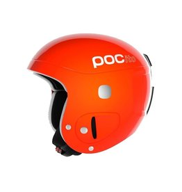 POC POCito Skull Helm Fluorescent Orange Adjustable